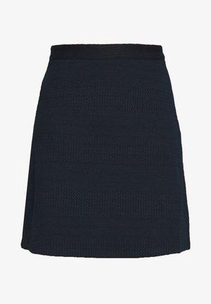 SKIRT - Áčková sukně - sky captain blue