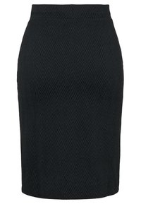 TOM TAILOR - Pencil skirt - sky captain blue - 1