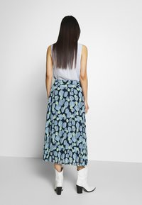 mine to five TOM TAILOR - SKIRT PRINTED - A-line skirt - navy - 2