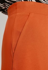 TOM TAILOR - EASY SHAPE - A-Linien-Rock - strong flame orange - 5