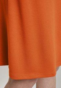 TOM TAILOR - EASY SHAPE - A-Linien-Rock - strong flame orange - 4