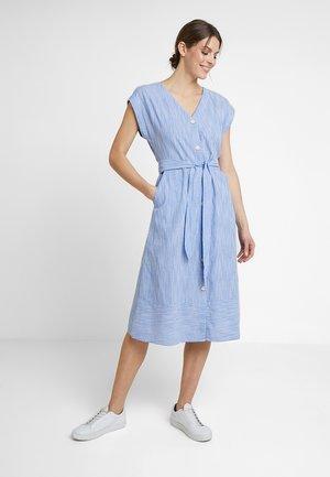 DRESS - Robe chemise - sea blue