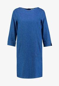 TOM TAILOR - CASUAL DRESS - Spijkerjurk - dark stone wash blue - 5