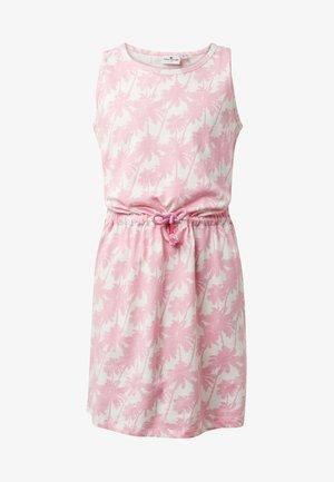 Jerseykleid - sweet lilac|rose