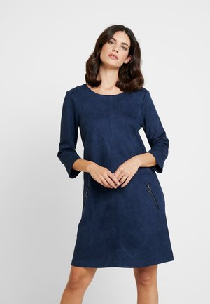 Day dress - sky captain blue