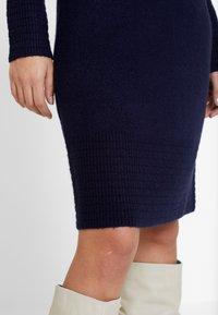 TOM TAILOR - DRESS - Jumper dress - real navy blue - 4