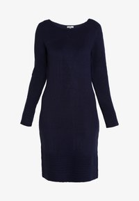 TOM TAILOR - DRESS - Jumper dress - real navy blue - 5