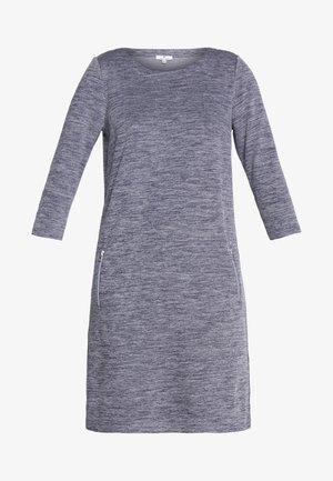 Vestido informal - blue chambray