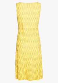 TOM TAILOR - Jersey dress - yellow - 1