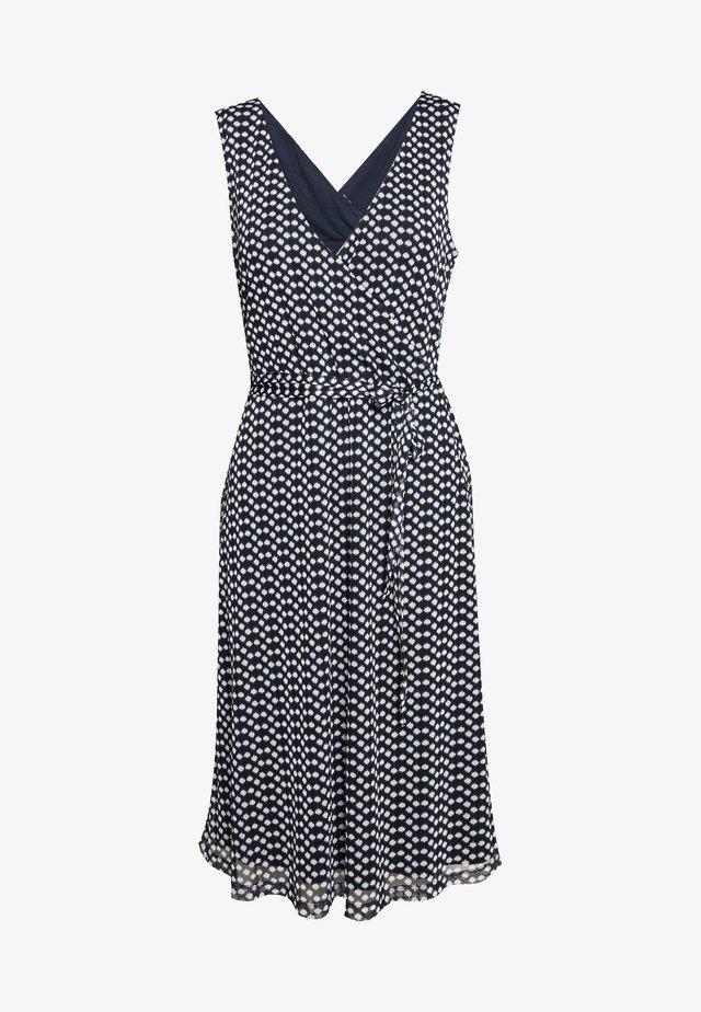 DRESS - Sukienka letnia - navy