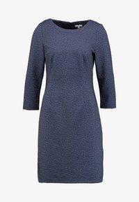 TOM TAILOR - DRESS CASUAL - Jersey dress - navy blue - 5