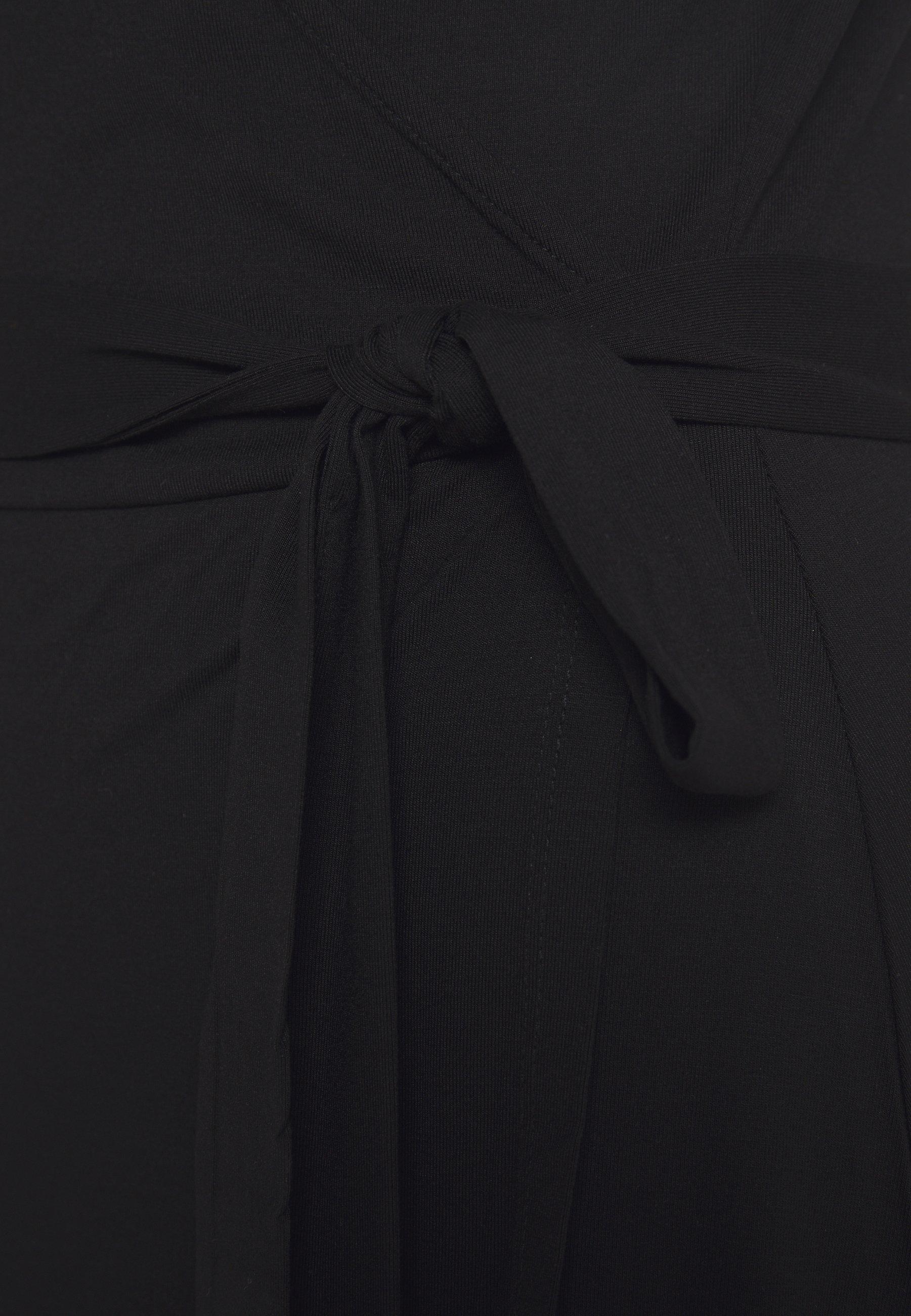 Tom Tailor Jerseykleid - Deep Black Friday