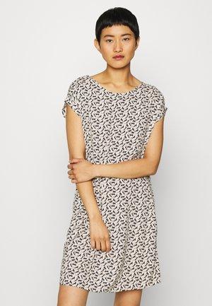 DRESS STYLE - Korte jurk - vanilla
