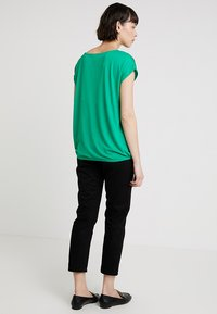 TOM TAILOR - FABRIC MIX - Blouse - light simply green - 2