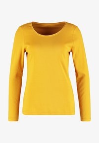 TOM TAILOR - Long sleeved top - merigold yellow - 3