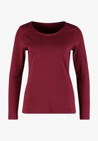 TOM TAILOR - Long sleeved top - tile red - 3