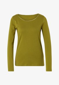 TOM TAILOR - Long sleeved top - wood green - 0