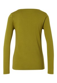 TOM TAILOR - Long sleeved top - wood green - 1