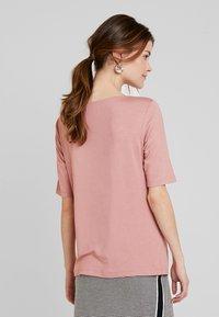 TOM TAILOR - T-shirt con stampa - vintage rose - 2