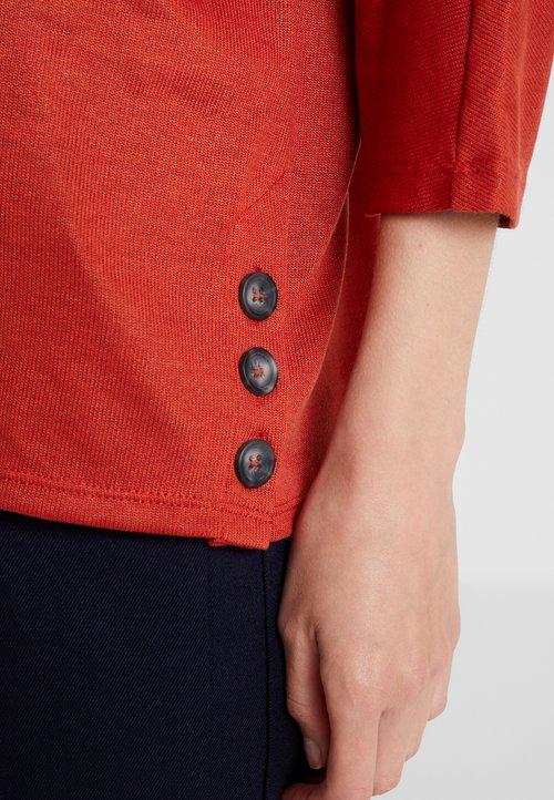 sprzedaż TOM TAILOR Sweter - dry red Odzież Damska AQJO-HL9