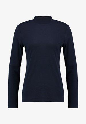 COSY ROLL NECK - Top sdlouhým rukávem - sky captain blue