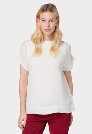 Basic T-shirt - whisper white