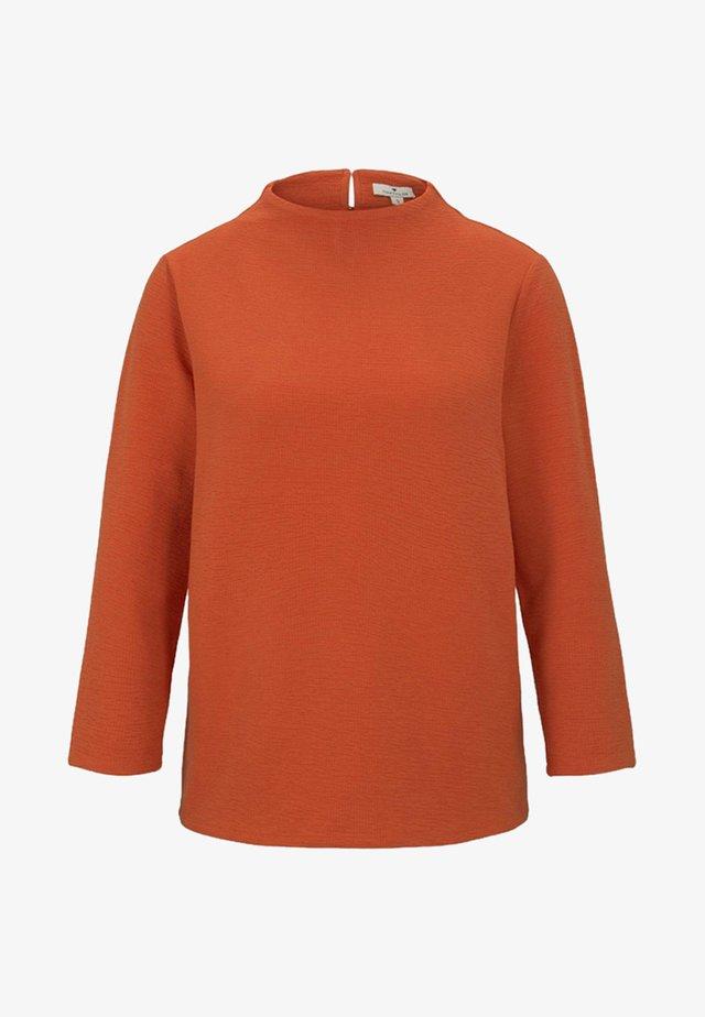 STRUCTURE - Jersey de punto - knockout orange