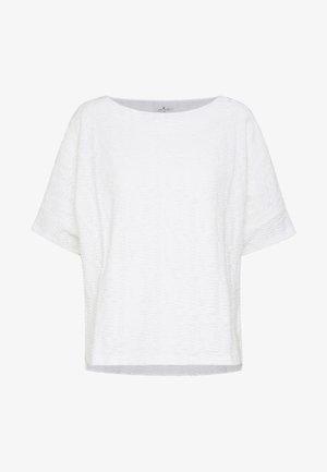 MODERN STRUCTURE - Basic T-shirt - whisper white