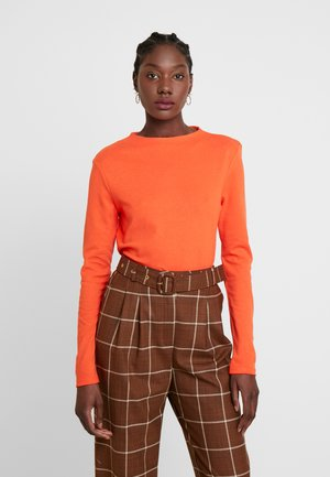 PLAIN  - Långärmad tröja - knockout orange