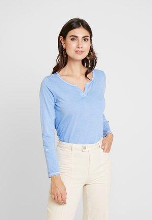 OVERDYE - Camiseta de manga larga - sea blue