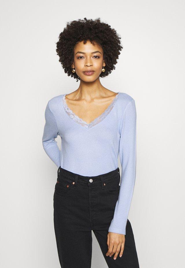 COSY - Sweter - parisienne blue melange