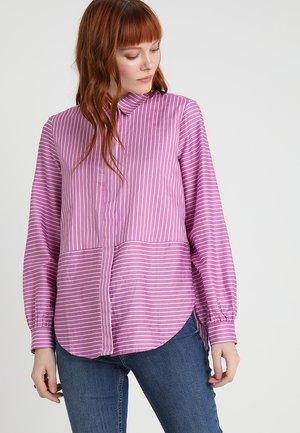 STRIPE - Koszula - violet