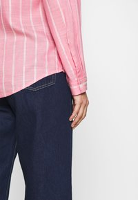 TOM TAILOR - STRUCTURED BLOUSE - Bluzka - pink - 3