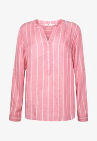 TOM TAILOR - STRUCTURED BLOUSE - Bluzka - pink - 5