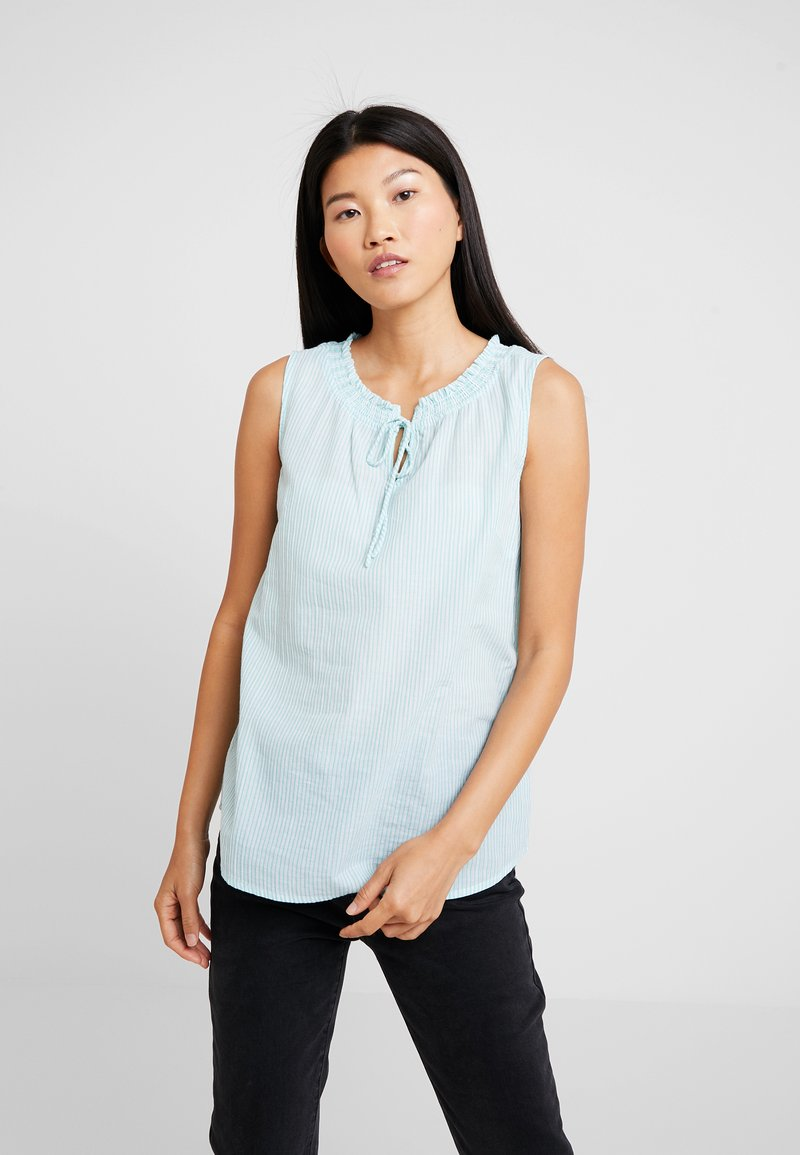 TOM TAILOR - Bluse - mint green