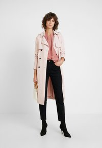 TOM TAILOR - BLOUSE STRUCTURED - Camicetta - vintage rose - 2