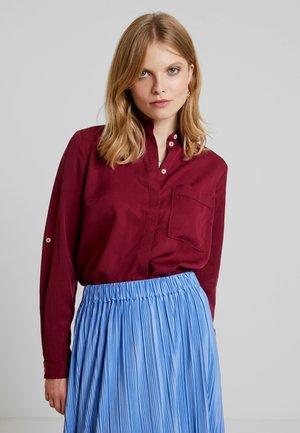 Koszula - tile red