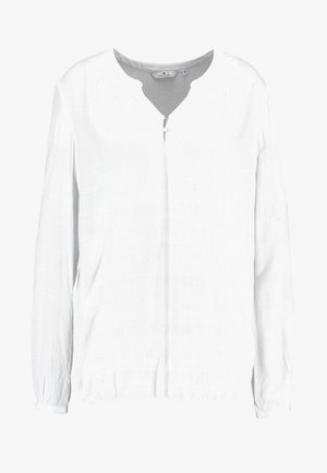 BLOUSE SOLID  - Blouse - white