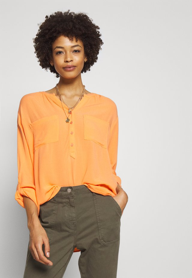 BLOUSE - Camicetta - fruity melon orange
