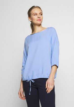 BLOUSE - Bluzka - parisienne blue