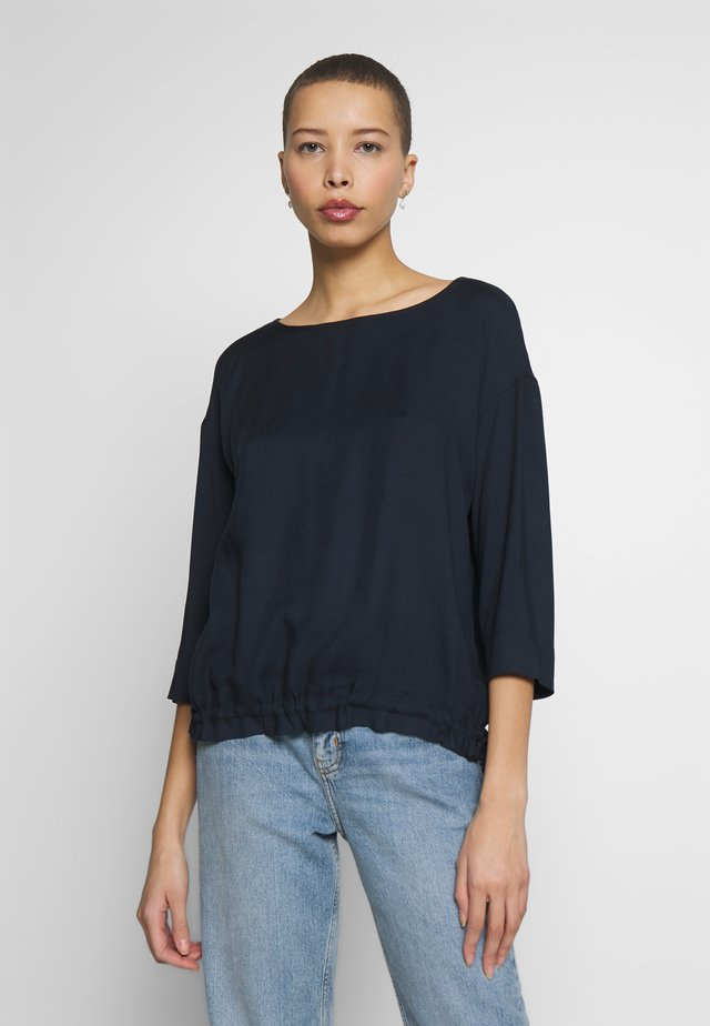 SOLID - Blouse - sky captain blue