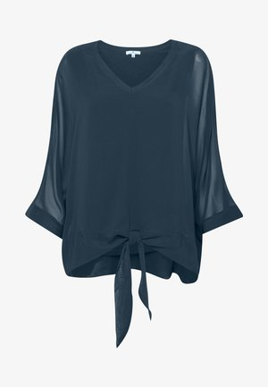 BLOUSE - Blůza - sky captain blue