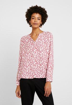 BLOUSE LONGSLEEVE PRINTED - Blouse - pink