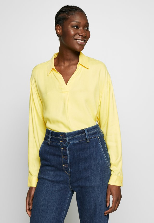 BLOUSECASUAL LOOK - Blouse - jasmine yellow