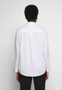 mine to five TOM TAILOR - BLOUSE - Button-down blouse - white - 2