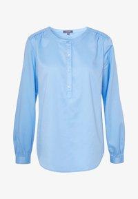 mine to five TOM TAILOR - BLOUSE FLUENT  - Blouse - soft charming blue - 4