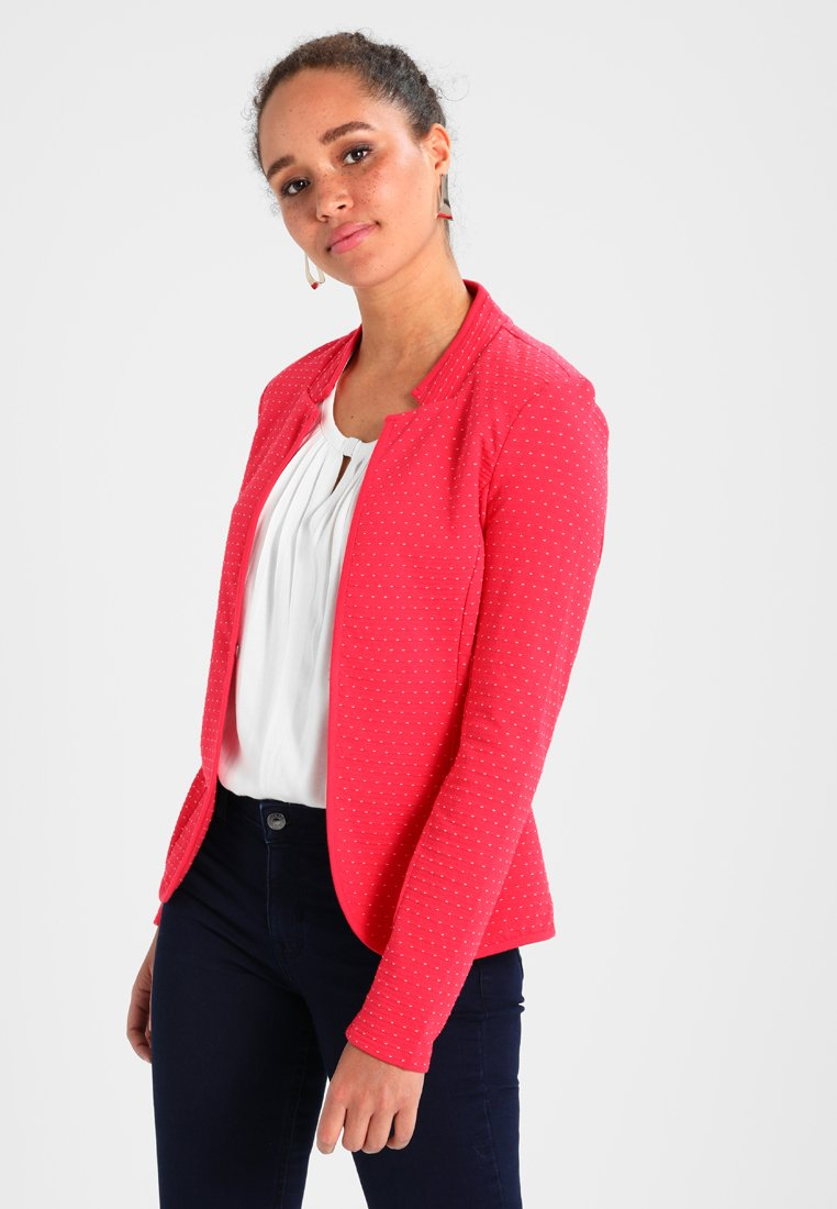 TOM TAILOR - LOOSE SHAPE  - Blazer - permanent rose