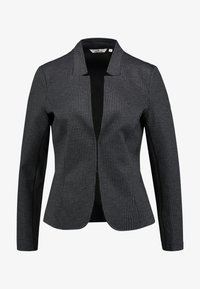 TOM TAILOR - HOUNDSTOOTH - Blazer - black/grey - 3