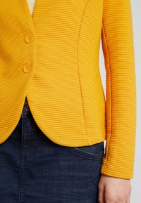 TOM TAILOR - OTTOMAN - Blazer - merigold yellow