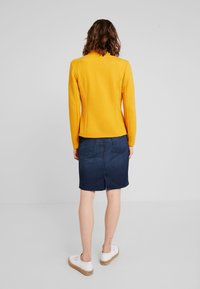 TOM TAILOR - OTTOMAN - Blazer - merigold yellow - 2